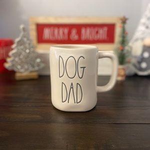 NWT Rae Dunn DOG DAD Mug